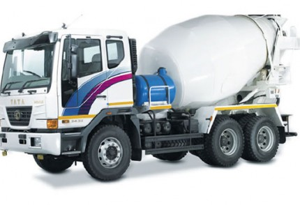 South Coast Plant hire: TATA NOVUS 6X4 CONCRETE MIXER TRUCK