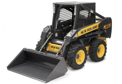Eastern Cape Plant hire: NEW HOLLAND L160 SKID STEER LOADER