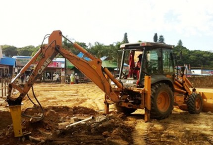 South Coast Plant hire: RHB305VBA HAMMER FOR BACKHOE LOADER