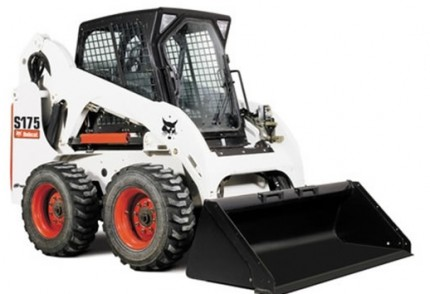 South Coast Plant hire: BOBCAT S175 SKID STEER LOADER
