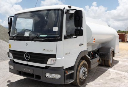 South Coast Plant hire: MERCEDES 1419 10000 LT WATER TANKER