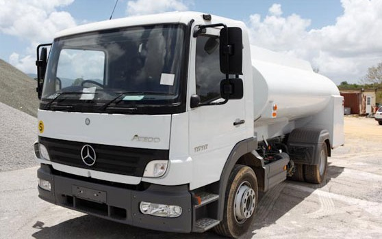 MERCEDES 1419 10000 LT WATER TANKER